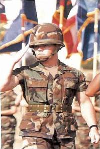 2Lt. Jeff Harbeson, 1984