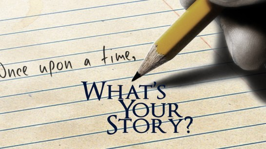 Image result for what's your story